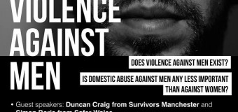 Join Men Against Violence and Women's Voice in Blackburn on IMD