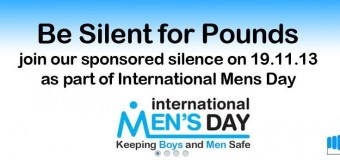 Support Survivors Manchester in their sponsored Silence for Pounds campaign